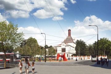 Zlepšení Mendlova náměstí se blíží, úpravy už mají svého projektanta