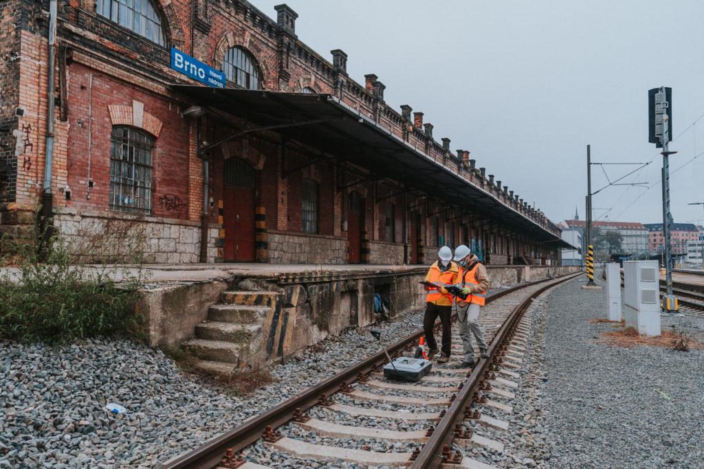 Začal průzkum historického viaduktu, má se proměnit na městskou promenádu Brna