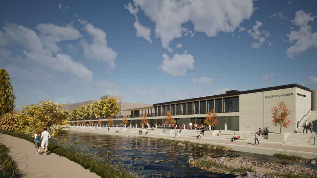 Měníme nábřeží Svratky: Více místa pro řeku, více místa pro lidi