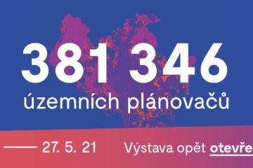 Výstava: 381346 územních plánovačů