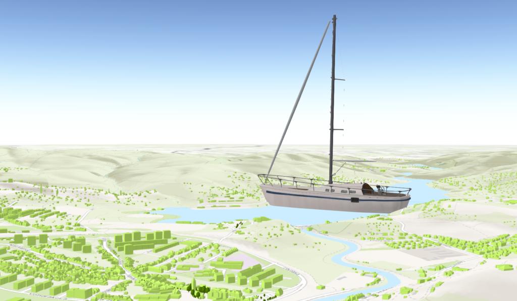 Prohlédněte si doplněný 3D model celého Brna a vyzkoušejte si jeho úpravu