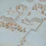 Model náměstí Míru