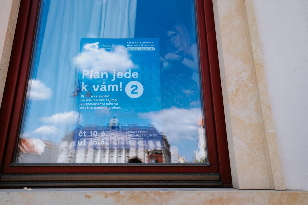 Za plánovači do kina! Přijďte se zeptat na nový územní plán