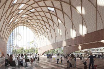 Setkejte se s finalisty největší architektonické soutěže u nás – Brno nové hlavní nádraží