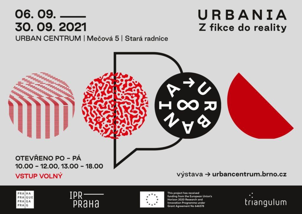 Výstava: URBANIA – Z fikce do reality